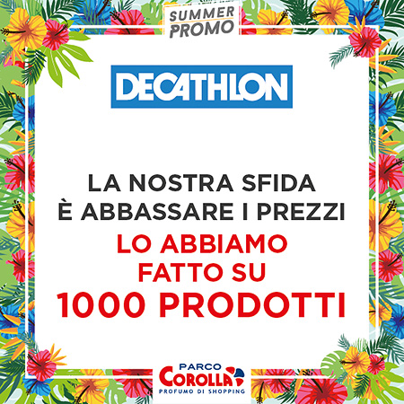 DECATHLON Summer Promo
