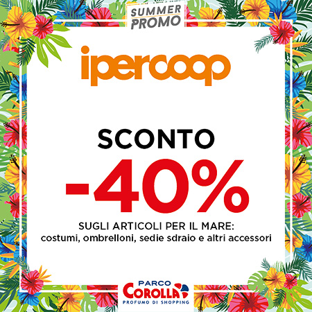 IPERCOOP Summer Promo