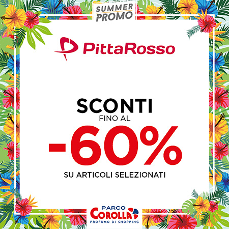 PITTAROSSO Summer Promo