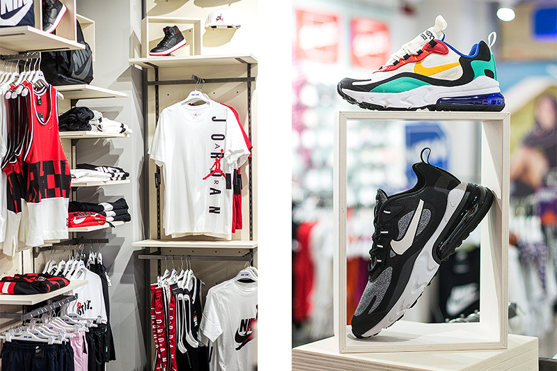 AW LAB Calzature sportive e sneakers