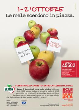 1 - 2 ottobre Le mele scendono in piazza