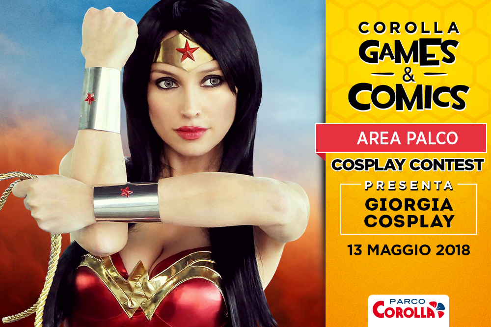 Giorgia Cosplay - Cosplay Contest