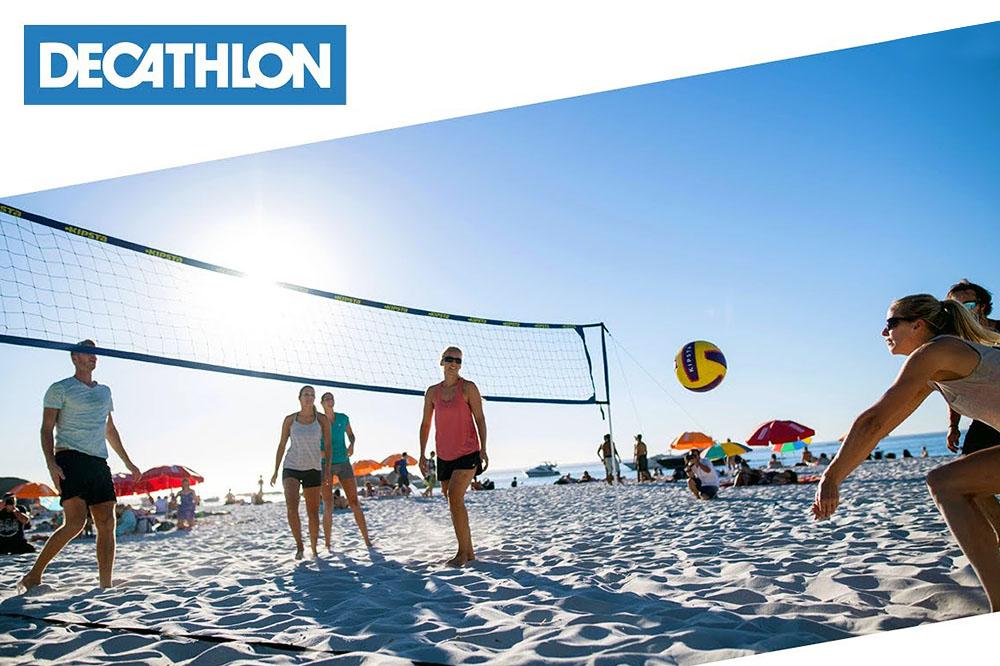 Beach Volley... a portata di 'spalla'
