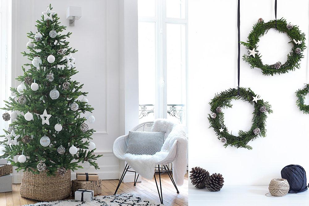 Decorazioni Natalizie Maison Du Monde.Sei Mosse Per Decorare L Albero Di Natale Parco Corolla