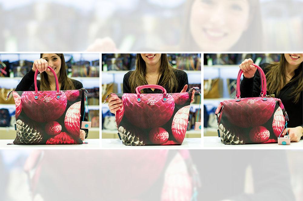 Una borsa, mille forme