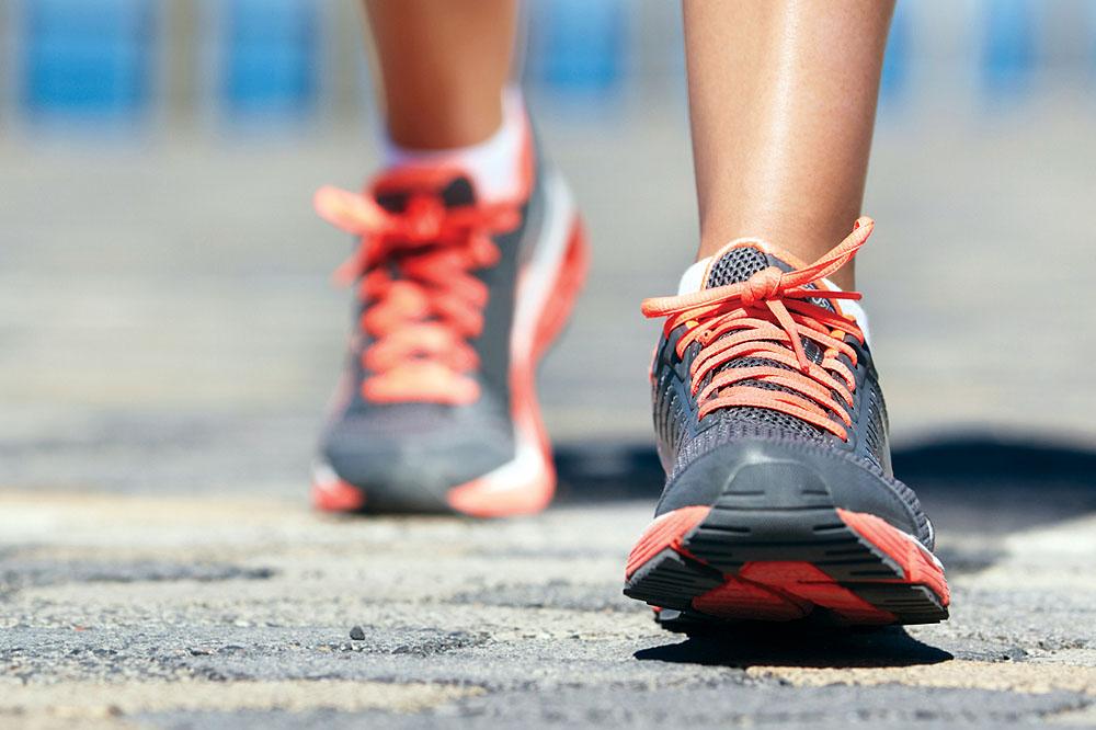 Walking, lo sport si fa a piccoli passi… veloci