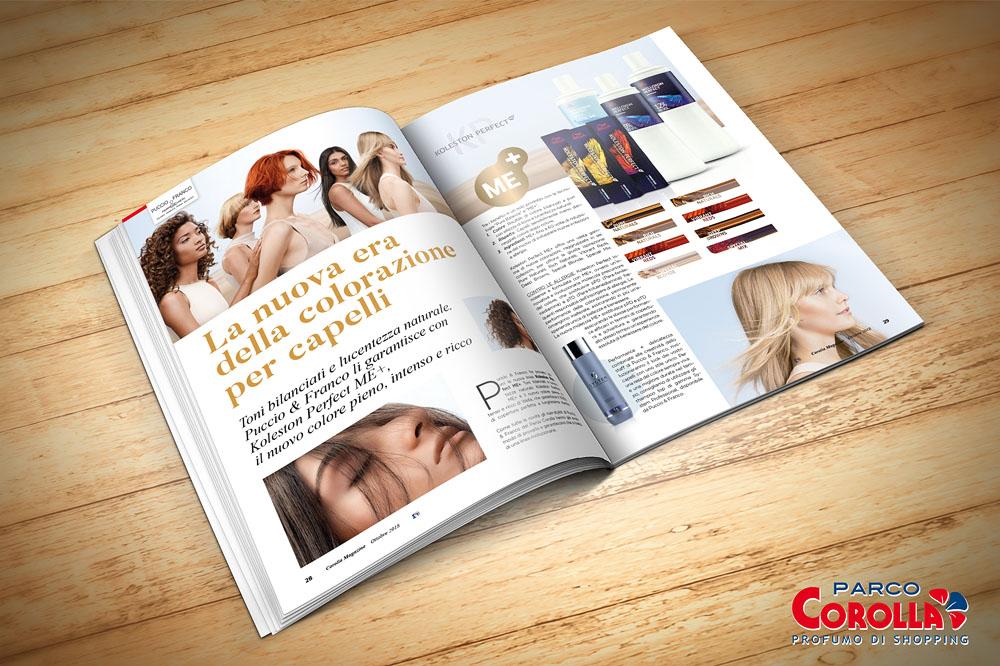 La nuova era della colorazione per capelli