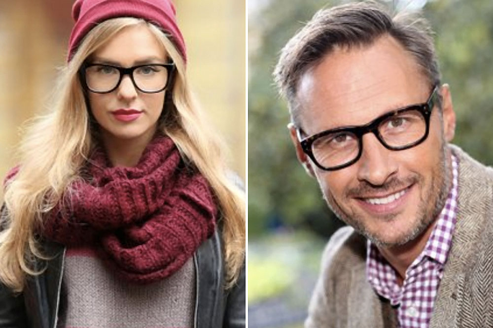 nuova versione comprare nuovo rivenditore di vendita Scegliere gli occhiali da vista in base alla forma del viso ...