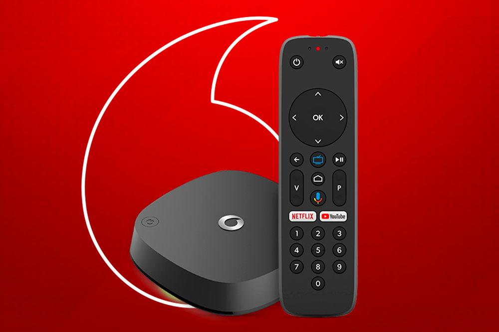Accendi Vodafone TV
