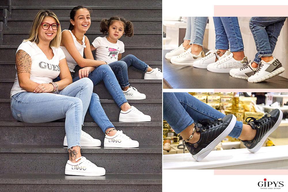 Quando le scarpe creano un legame