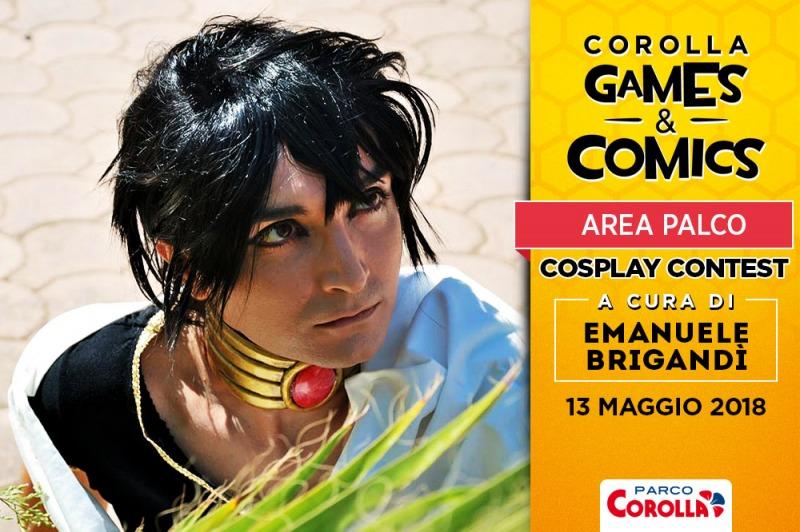 Emanuele Brigandì - Cosplay Contest