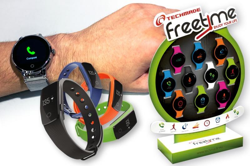 Quanto è intelligente il mio orologio!