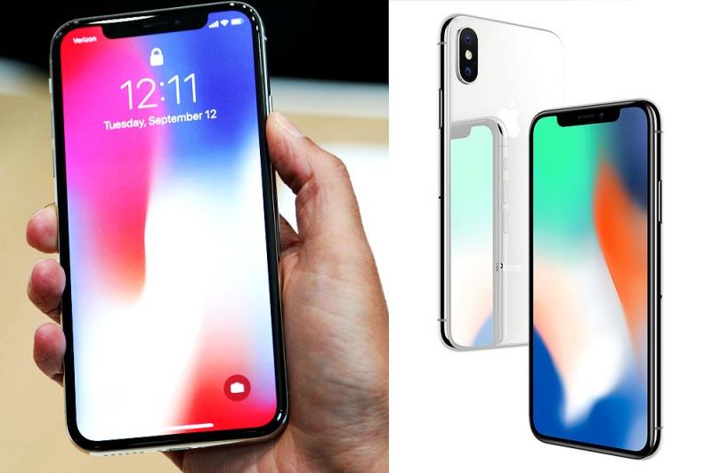 iPhone X, rivoluzione senza fili