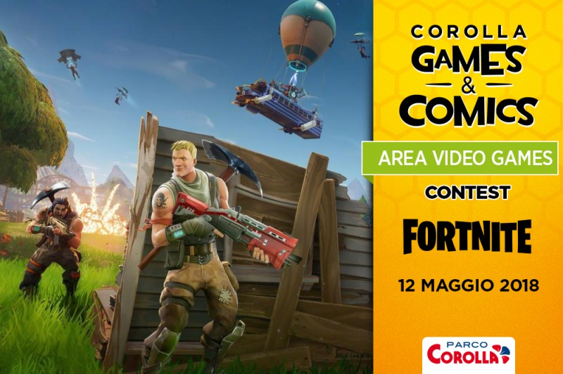 Contest Fortnite