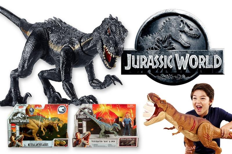 Mamma, voglio un Indoraptor