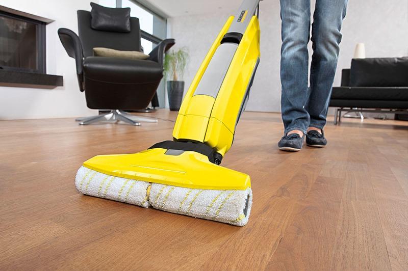 Kärcher, la pulizia è di casa