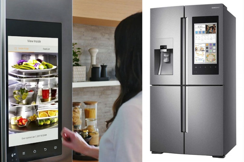 La rivoluzione nel… frigorifero