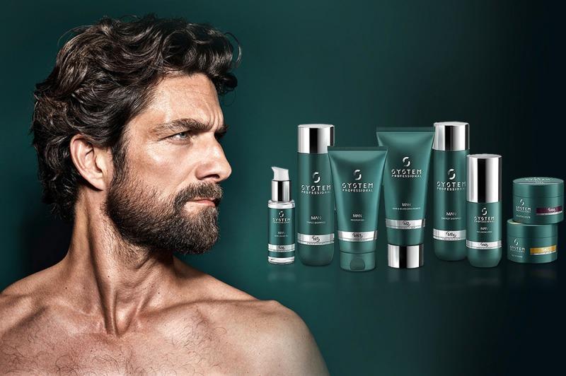 Quanta energia nei capelli degli uomini