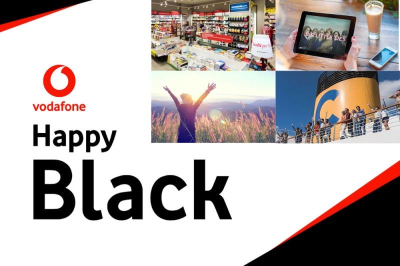 "L'estate ""nera"" di Vodafone"
