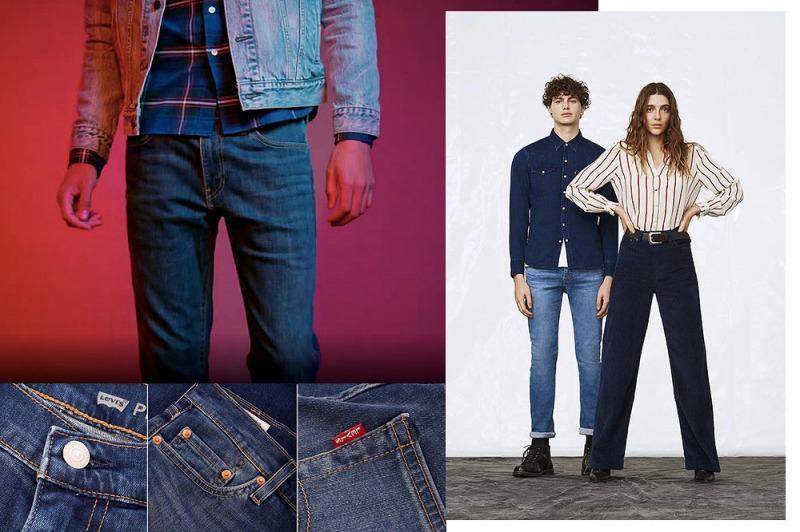 Thermadapt, il jeans Levi's per tutte le stagioni