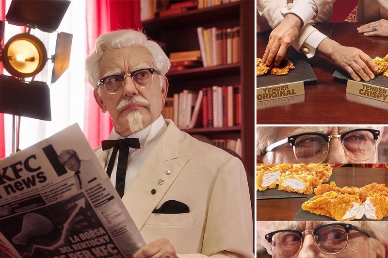Tender Crispy e Original: da KFC il miglior pollo fritto sono… due!