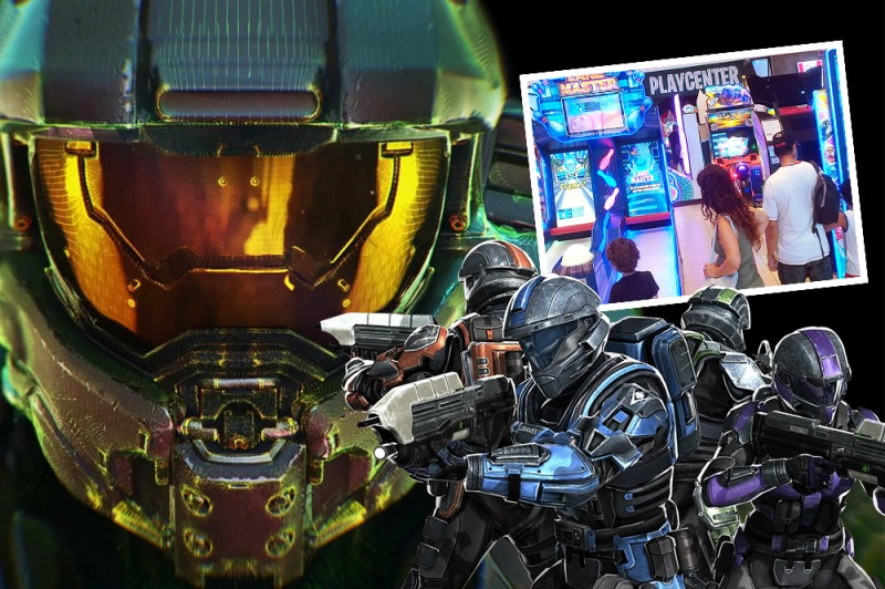 In battaglia con Halo Fireteam Raven
