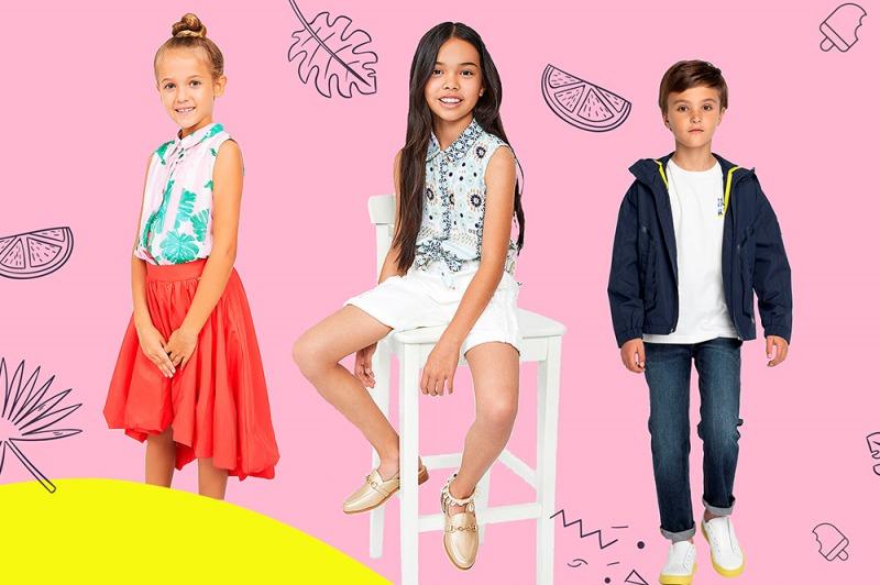 I trend estivi sono di casa da Sunrise Kids!