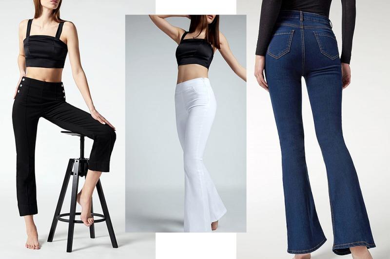 Flare e alla moda