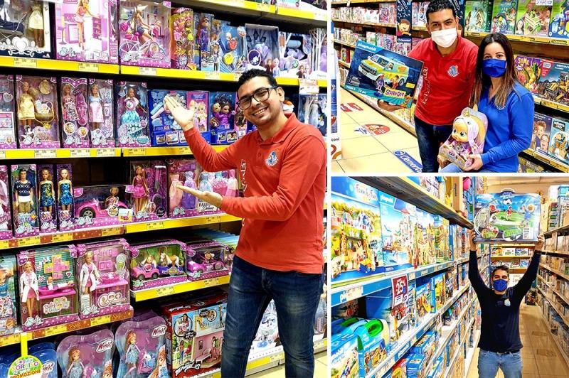 Da Toys Planet scegliere il regalo è un gioco da ragazzi
