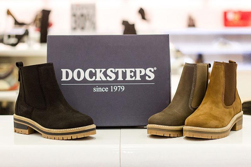 Docksteps, rivisitazioni anni '70