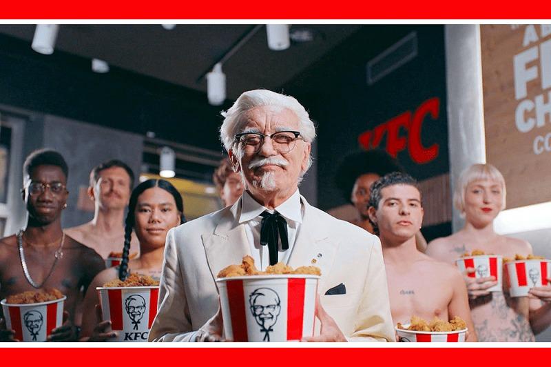 Chicken United: di fronte al pollo KFC siamo tutti uguali